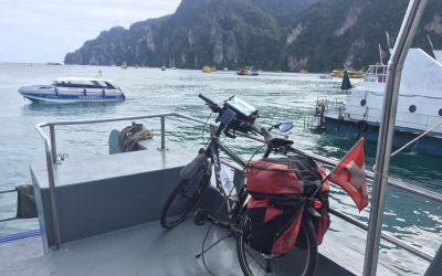 Über die Andaman-Sea