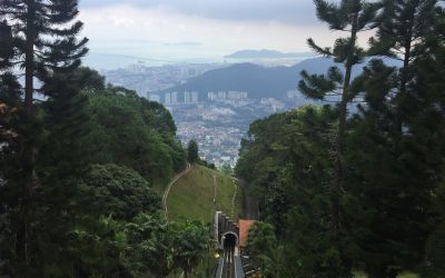 Georgtown an Mount Penang