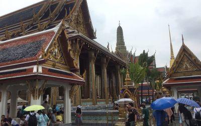 Start in Bangkok