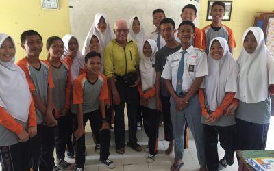 Sumatra - auf Schulbesuch
