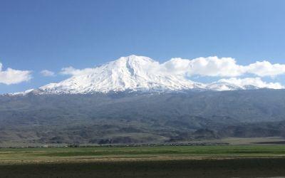 Der Ararat, 5137 m