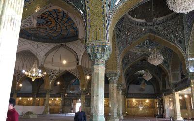 Kuppel der ImamAskariMoschee