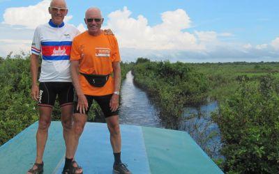 Von SiemReap nach Battambang