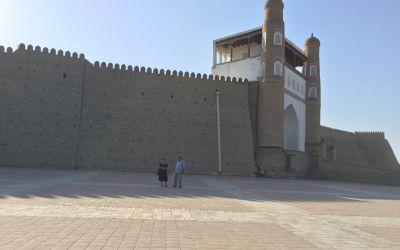 RiesenCastle von Bukhara
