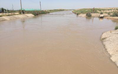 Wasser, das den AralSee nicht mehr erreicht