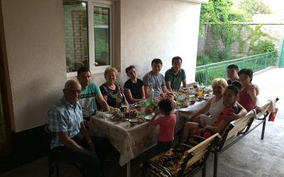 Sultans (neben mir) Familie
