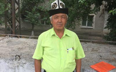 Ich liebe diese kirgisischen Hüte