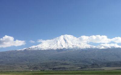 Seine Majestät, 'Noas' Ararat
