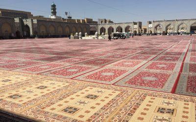 Mashhad, Heiligtum Reza Ali, gigantisch