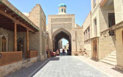 Usbekistan, Bukhara an der Seidenstrasse