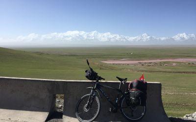 Der Pamir, ein grandioses Gebirge, bis über 7000müM