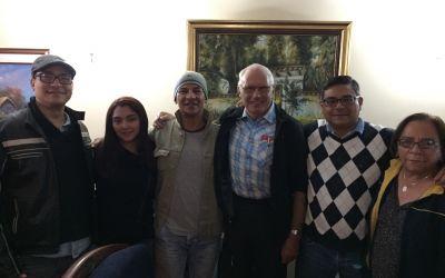 Die Familie Velez Vargas