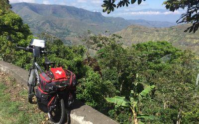 -und über Berge