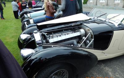 35 Bugattis