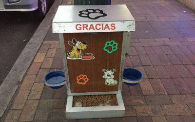 HundeRestaurant in Riobamba