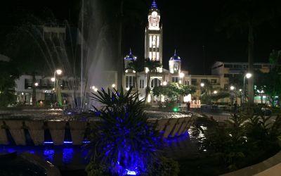 Machala by night